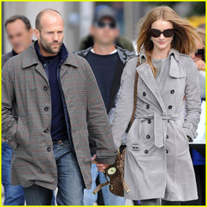 Jason Statham: Apartment Hunt With Rosie Huntington-Whiteley