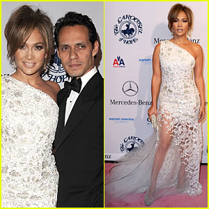Jennifer Lopez: Carousel of Hope with Marc Anthony! | Jennifer ...