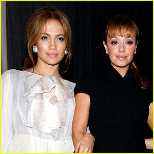 Jennifer Lopez: 'The Talk' Premiere Week Guest