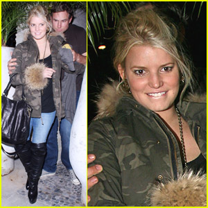 Jessica Simpson: Eric Johnson Is The One Right Now