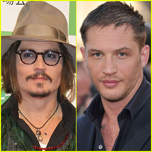 Johnny Depp Replacing Tom Hardy in 'Snow White'?