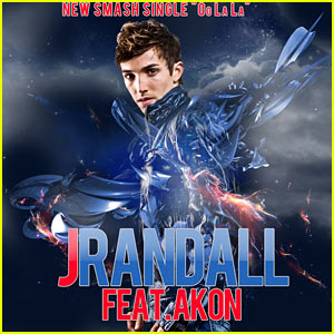 JRandall - 'Oo La La' Song Premiere with Akon!