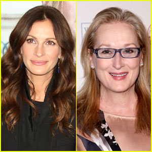 Julia Roberts & Meryl Streep Team Up in 'August: Osage County'