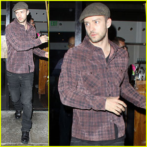 Justin Timberlake: It's All About Izaka-ya