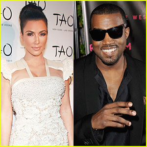 Kanye West & Kim Kardashian 'Definitely Looked Like A Couple'