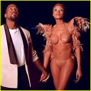 Kanye West's 'Runaway' Film Premiere!