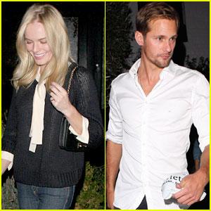 Kate Bosworth & Alexander Skarsgard: Village Idiots!