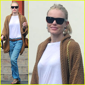 Kate Bosworth: Dog Day at the Vet