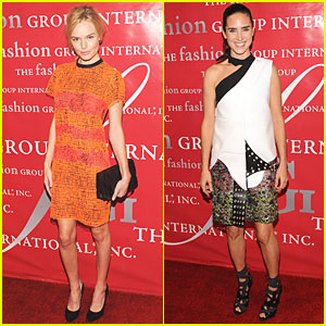 Kate Bosworth & Jennifer Connelly: Night of Stars in NYC!