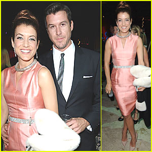 Kate Walsh Dances The Night Away