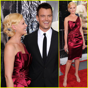Katherine Heigl & Josh Duhamel: 'Life as We Know It' Premiere!