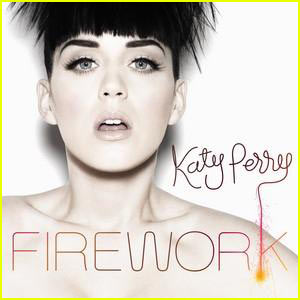 Katy Perry: 'Firework' Artwork Revealed!