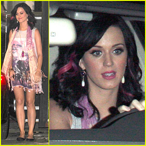 Katy Perry: Bye, Music Box!