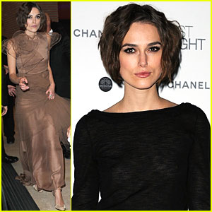Keira Knightley: When In Rome!