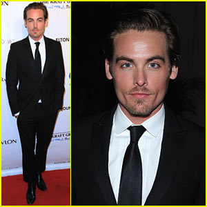 Kevin Zegers: 'Big Bang' is On The Way!