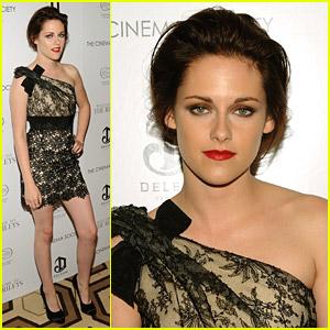 Kristen Stewart: Welcome To The Rileys