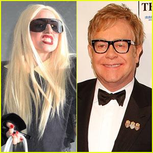 Lady Gaga & Elton John's Duet: Hello, Hello!