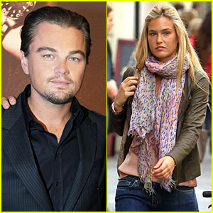 Leonardo DiCaprio: Le Stresa Lunch with Bar Refaeli!