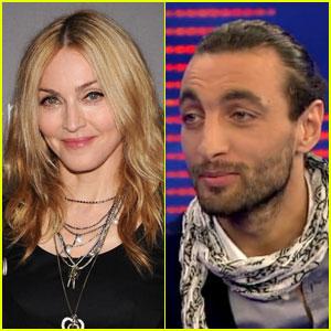 Madonna's New Beau: Choreographer Brahim Rachiki?