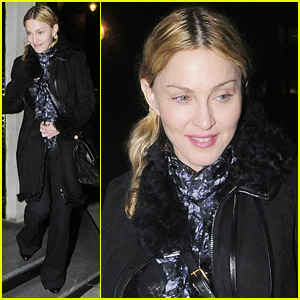 Madonna Leaves Locanda Locatelli