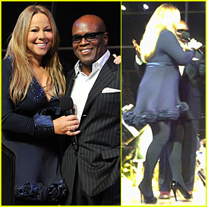 Mariah Carey Goes All Out for Christmas Album