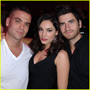 Mark Salling: 'An Evening Affair' in Beverly Hills!