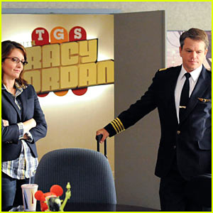 Matt Damon To Appear on 30 Rock LIVE!