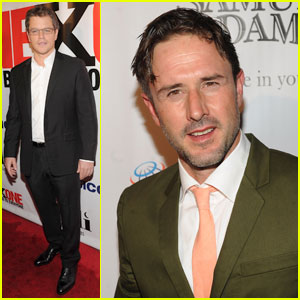 Matt Damon & David Arquette: ONEXONE Fundraiser Folks