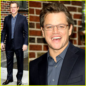 Matt Damon is Expecting a Baby Girl!