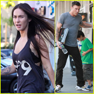 Megan Fox & Brian Austin Green: Kassius is The Karate Kid