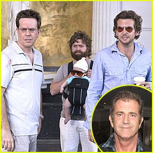 Mel Gibson: No 'Hangover 2' Appearance