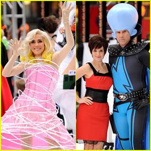 Meredith Vieira: Lady Gaga for Halloween!