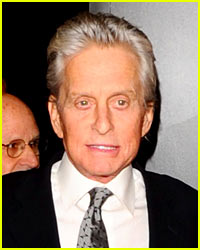 Michael Douglas Visits His Son in Prison