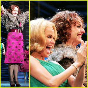 Molly Shannon: 'Promises, Promises' Debut with Kristin Chenoweth