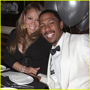 Mariah Carey Hosts Nick Cannon's Birthday Bash