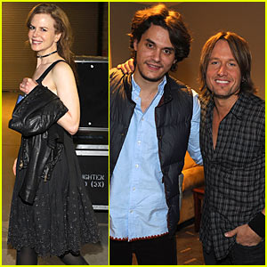 Nicole Kidman: Hall Benefit Concert with Keith Urban!