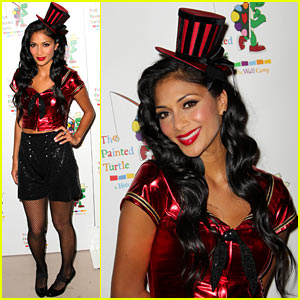 Nicole Scherzinger: 'Men in Black 3' with Betty White!