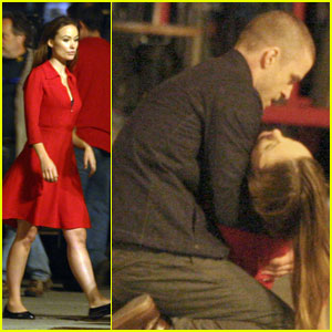 Justin Timberlake & Olivia Wilde Are 'Mortal'