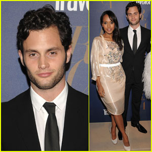 Penn Badgley: 'Conde Nast Traveler' Readers' Choice Awards!