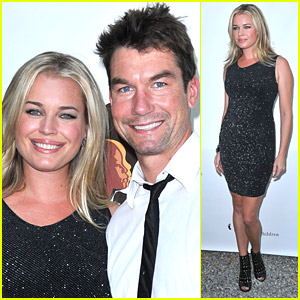 Rebecca Romijn & Jerry O'Connell: Children Raising Children