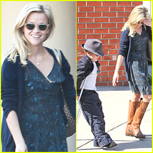 Reese Witherspoon: Sunday Service with Jim Toth!