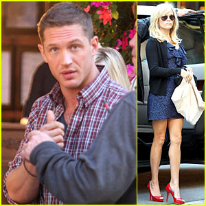 Reese Witherspoon: 'War' Date with Tom Hardy!