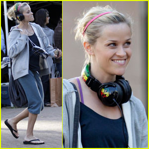 Reese Witherspoon: War Dance!