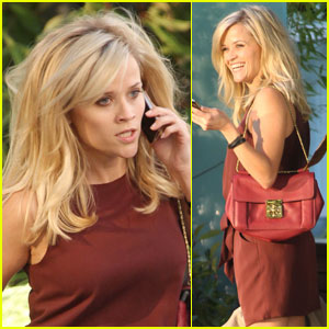 Reese Witherspoon: Red Hot for 'War'