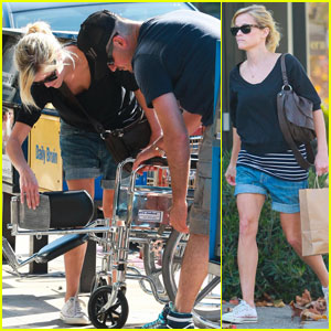 Reese Witherspoon & Jim Toth: The Wheel Deal