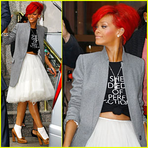 Rihanna -- She Died Of Perfection!
