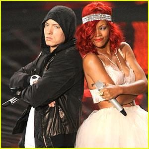 Rihanna: Love The Way You Lie... PART 2!