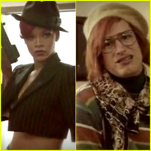 Rihanna's Ronnie & Clyde -- New SNL Digital Short!