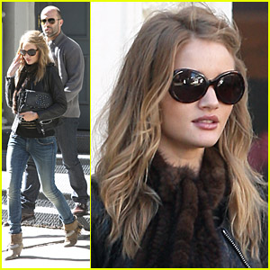 Rosie Huntington-Whiteley & Jason Statham: Home Decor Shoppers