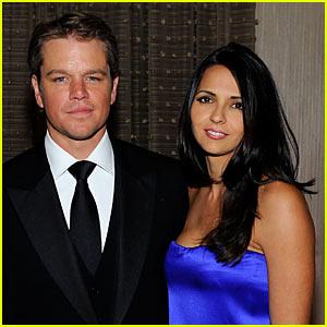 Stella Zavala: Matt Damon's New Daughter!